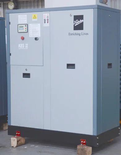 Electrical Screw Compressor