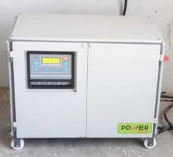 Three Phase 6 kVA Servo Voltage Stabilizer