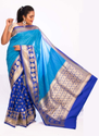 Angosree Silk Cotton Heavy Work Saree