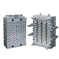 12 Cavity Preform Mould For The Preform With 30/25 Neck