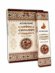 Ayurvedic Cinnamon Incense Sticks