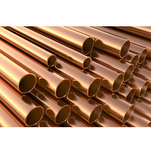 Special Metals Straight Copper Pipes For Industrial