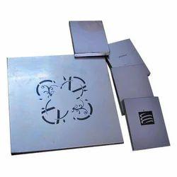 Pad Printing Machine Cliche Plate
