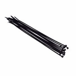 Black Cable Tie 200mm