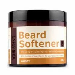 Beard Softener, Packaging Type: Plastic Box, Packaging Size: 100 Gm