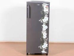 2 Star Stainless Steel Videocon Home Refrigerator, Single Door