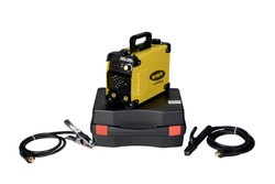 ARC 200DT Single Phase ARC Inverter Welding Machine With Suitcase