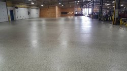 Commercial Epoxy Flooring Service