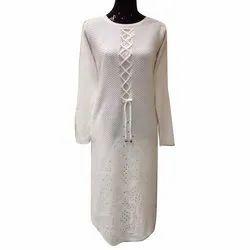 Ladies Fancy Woolen Kurti
