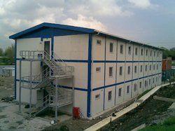 Prefabricated Modular Warehouse