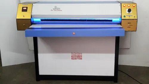 Continuous 6 Tubes Ammonia Printing Machine