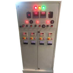 Industrial AC Drive Control Panel