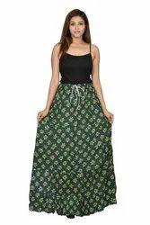 Rajasthani Cotton Skirt