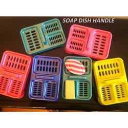 Plastic Handle Soap Case