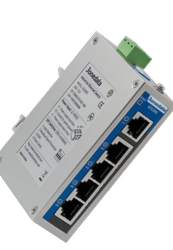 5 Port Industrial Ethernet Switch