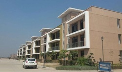 Residential 3 BHK Flats Omaxe Cassia Floors Mullanpur New Chandigarh, Size/ Area: 1725 Sqft