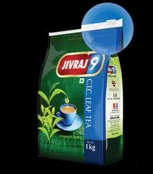 Jivraj 9 CTC Leaf Tea, Pack Size: 1kg