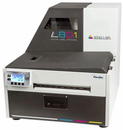 L801 Digital Colour Label Printer