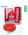 FINOLEX FLAME RETARDANT  INDUSTRIAL CABLES  Red
