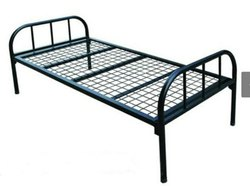 Metal Powder Coated Folding Bed Without Mattress