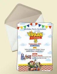 Birthday Cards Designing Service