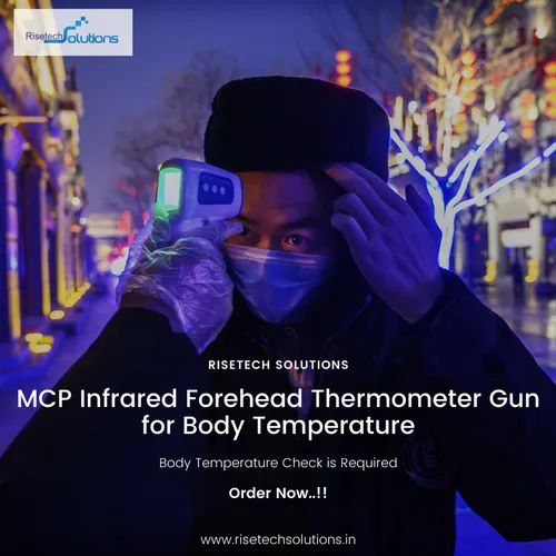 MCP Infrared Forehead Thermometer Gun for Body Temperature