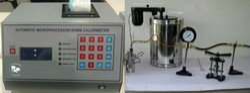 Automatic Type Bomb Calorimeter