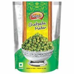 Masala Salted Sethia''s Chatpata Matar, Packaging Type: Packet