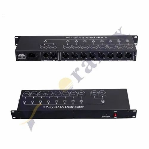 8 Way Distribution Amplifier