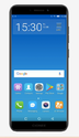Black Gionee F205 Smart Phone