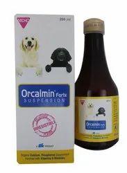 Orcalmin Forte Oral Suspension 200 ml