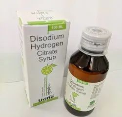 Uriflo Disodium Hydrogen Citrate 1.25mg
