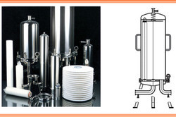 Commercial Cartridge filter