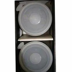 Round Plastic Storage Boxes