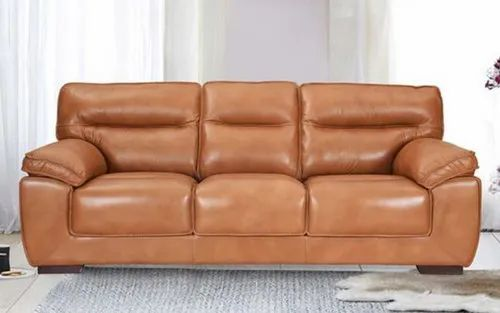 Modern Three Seater Sofa, Model Name/Number: 128