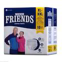 Friends Adult Pant Style Pull Ups