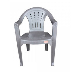 Plastic High Back Chairs with Arm for Indoor