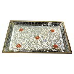 Wooden Lac Tray