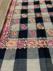 Pashmina Handmade Kashmiri Embroidery Stole