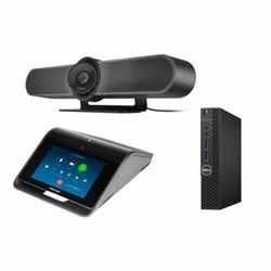 Zoom Room Video and Audio Conferencing Kit