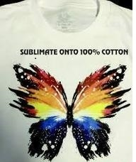 Dark Garment Polyester Sublimation Printing and Sublimation Printing