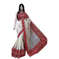 Ladies Dupion Silk Saree