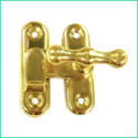 Casement Fastener Tap Head ( Brass)
