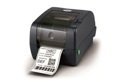 TSC TTP-345 Desktop Thermal Transfer Barcode Printer, Resolution: 300 DPI (12 dots/mm), Flash Memory: 4 Mb