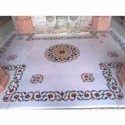Indoor Marble Inlay Work
