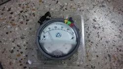 Aerosense Model ASG-25 Differential Pressure Gauge Range 0-25 Inch WC