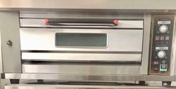 Gas 1 Deck 2 Tray Baking Oven