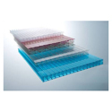 Color Coated Polycarbonate Sheet