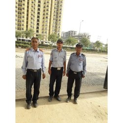 Personal Factory Security Guards Services