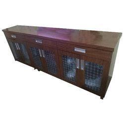 Board Ply Wooden Kitchen Cupboard